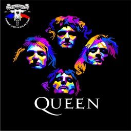 detaliu tricou Queen 2