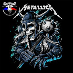 detaliu tricou Metallica 6