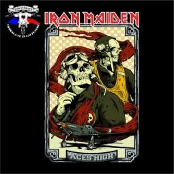 detaliu tricou Iron Maiden 1