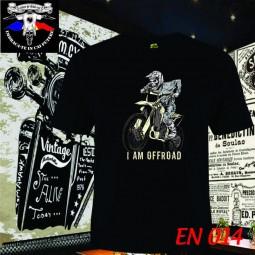 tricou I am offroad