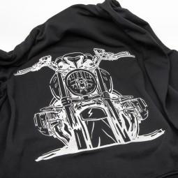 """Hanorac brodat """"Custom Motorcycle"""""""