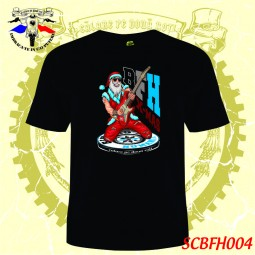 Examplu tricou personalizat BFH X-mas Metal