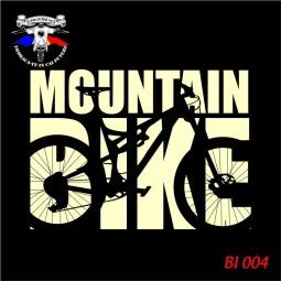 "Hanorac ""Mountain Bike"" print personalizat dtg"