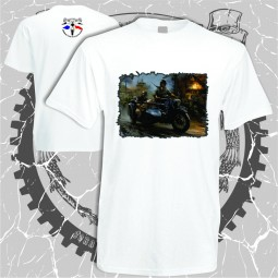 tricou print dtg