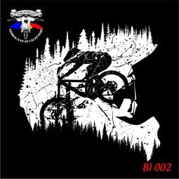 "tricou personalizat dtg ""Mountain Bike"""