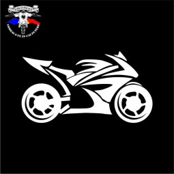 detaliu tricou tribal sport bike