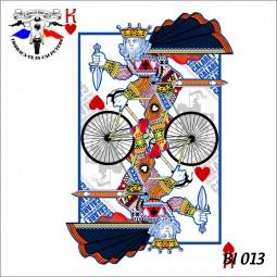detaliu tricou dama bicicleta
