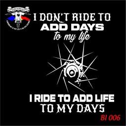 tricou dama negru desing biciclete