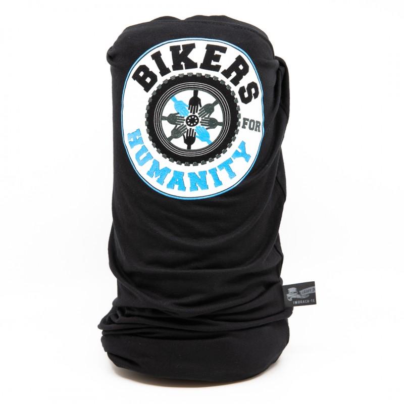 Burduf personalizat Bikers for Humanity