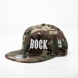 Sapca Rock Snapback